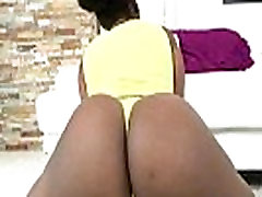 Round and Brown - Huge Ass Black Slut Fucked From Behind Hard 05
