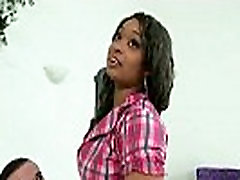 Round and Brown Sexy Ebony Riding Big Cock And Gets Nailed Deep 04