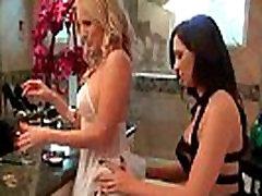 Action Sex Scene With Horny Lesibian Milfs Brianna Ray &amp Destiny Dixon movie-05