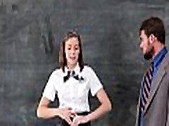 High School Skinny Teen Caught