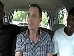 Blacks On Boys -Hardcore Bareback Interracial Gay Fucking Porn Stream 23