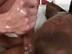 White Twink Suck Big Black Gay Cock And Get His Ass Banged Hard 28