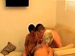 First time mature gay sex What began as a lazy day by the pool for