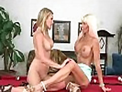 Sex Hot Action Between Lovely Milf Lesbians Brianna Ray &amp Kasey Storm video-13