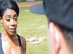 Black Teen Fucked After Workout - RealTeenWorkout.com
