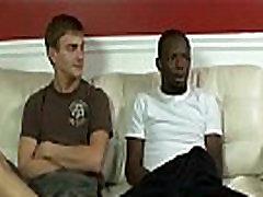 Blacks On Boys - Gay Hardcore Bareback Interracial Porn Video 03