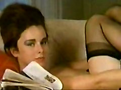 Vintage BBW Janey Reynolds Sexy Striptease
