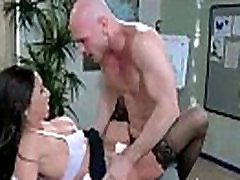 Hardcore Sex With stephani moretti Girl With Big Boobs In Office clip-29
