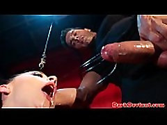Bound sub dominated with fingering