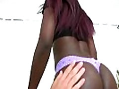 Round And Brown Sexy Black Slut Fucked Doggy Style 08