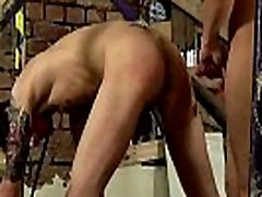 Gay bondage Fucked And Fed Over And Over