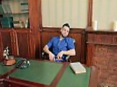 Sweet solo gay doctor masturbation porn on the table