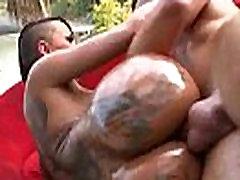 Oiled Big Butt Girl bella bellz Love Deep Anal Hard Sex video-06