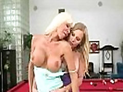 Mature Lesbians Brianna Ray &amp Kasey Storm Lick And Play With Their Bodies mov-11