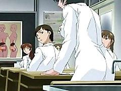 hentai slut masturbates in classroom-watch full video on wetcams69.net