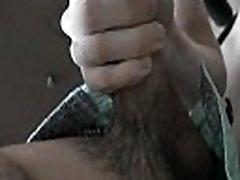 Hot chap deepthroats large dick