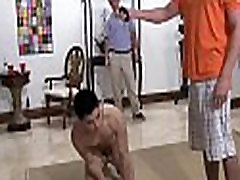 College guy takes first cock