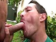 Touching penis public gay Hot public gay blowjob