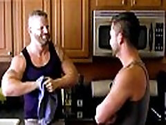Straight men having gay sex with another man videos Dominic Fucked By