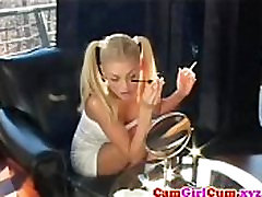Blonde Smoking Girl Free Smoking Blonde Porn Video More CamGirlCum.xyz
