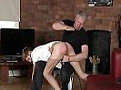 Male play piercing bondage and black on black gay bondage full length