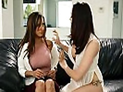 Reena Sky and Chanel Preston Amazing Lesbian Sex