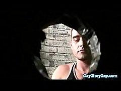 Gay Gloryhole Fuck And Wet Gay Handjobs Tube Movie 07