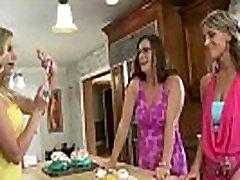 Brianna Ray &amp Kristen Cameron &amp Mandi Moretti Mature Lesbians Play With Their Bodies In Fr