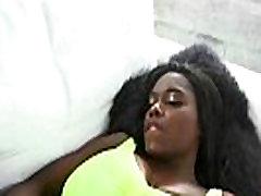 Ebony Big Booty Girl In Hard Style Sex Scene vid-27