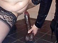 Naughty Milf Squirts on Dildo - 666camsluts.com
