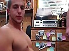 Hot gay pawn Guy finishes up with anal fuck-fest threesome