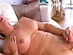 Shemale Delia DeLions Having Sex With A Girl