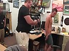 Gay sex emo videos Guy completes up with rectal hookup threesome