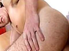 Lubricous oral-job for gay chap