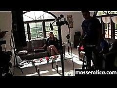 Sensual lesbian massage leads to orgasm 21