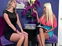 Sex Scene With Wild In Love Mature Lesbians clip-11
