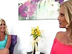 Sex Scene With Wild In Love Mature Lesbians clip-29