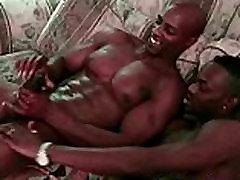 Hot Ebony Gay Doing Anal Hardcore Fuck