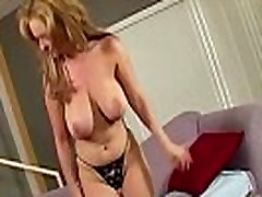 Big Tittied Mature Solo