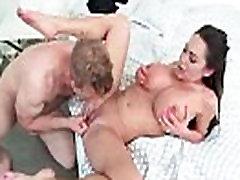 Nasty Wild Mature Busty Wife Banged On Camera vid-13