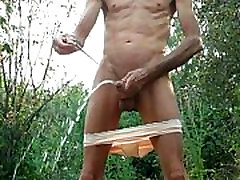Outdoors In The Penis and Fisting Ass