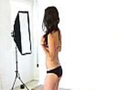 Sexy Girl Go For First Anal Bang On Camera video-27