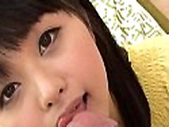 Asian acquires tits squeezed and bawdy cleft licked