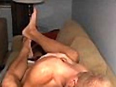 Avid gays enjoy hot tricks