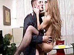 Sex In Office With Big Juggs Horny Girl movie-29