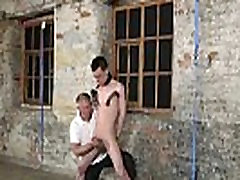 Gay male nude pornstars Sean McKenzie is corded up and at the mercy