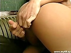 Sexy redhead german mature with tights gets fucked