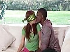 Big Black Cock for Tiny Teen Pussy 042