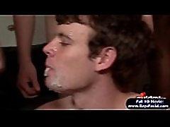 Gay Gangbang Fucking And Bukkake Orgy Video 11