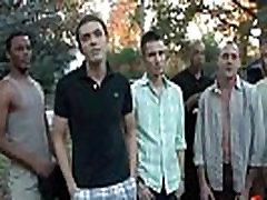 Extreme Bareback Bukkake Gay Parties Video 03